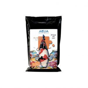 Aqua Source 4-5mm Pellet Medium & 3mm Small Pellet