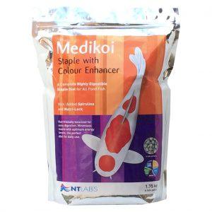 Koi and Pond Supplies medikoi staple with colour enhancer