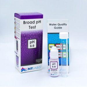 Koi and Pond Supplies NTLabs Pond Broad pH Test
