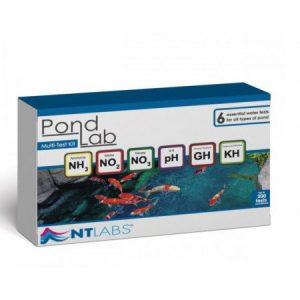 Koi and Pond Supplies NTLabs Pond Lab Multi-Test Kit